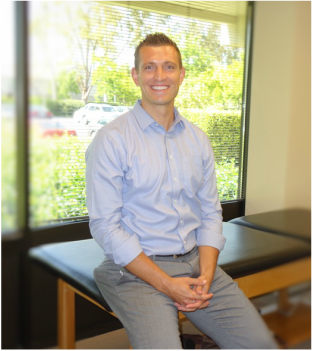 Dominick Gabor, MPT physical therapist