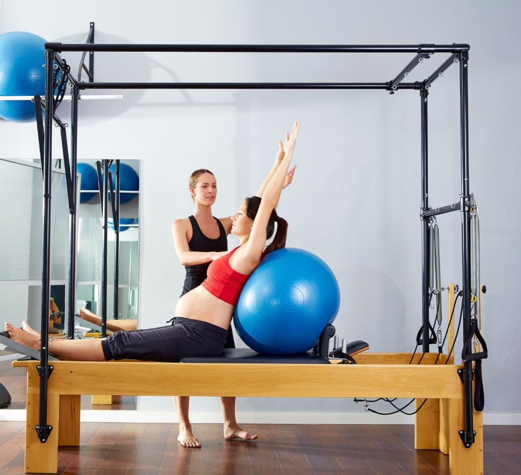 Pilates, reformer, jump, board, box, ramon, physical, therapy